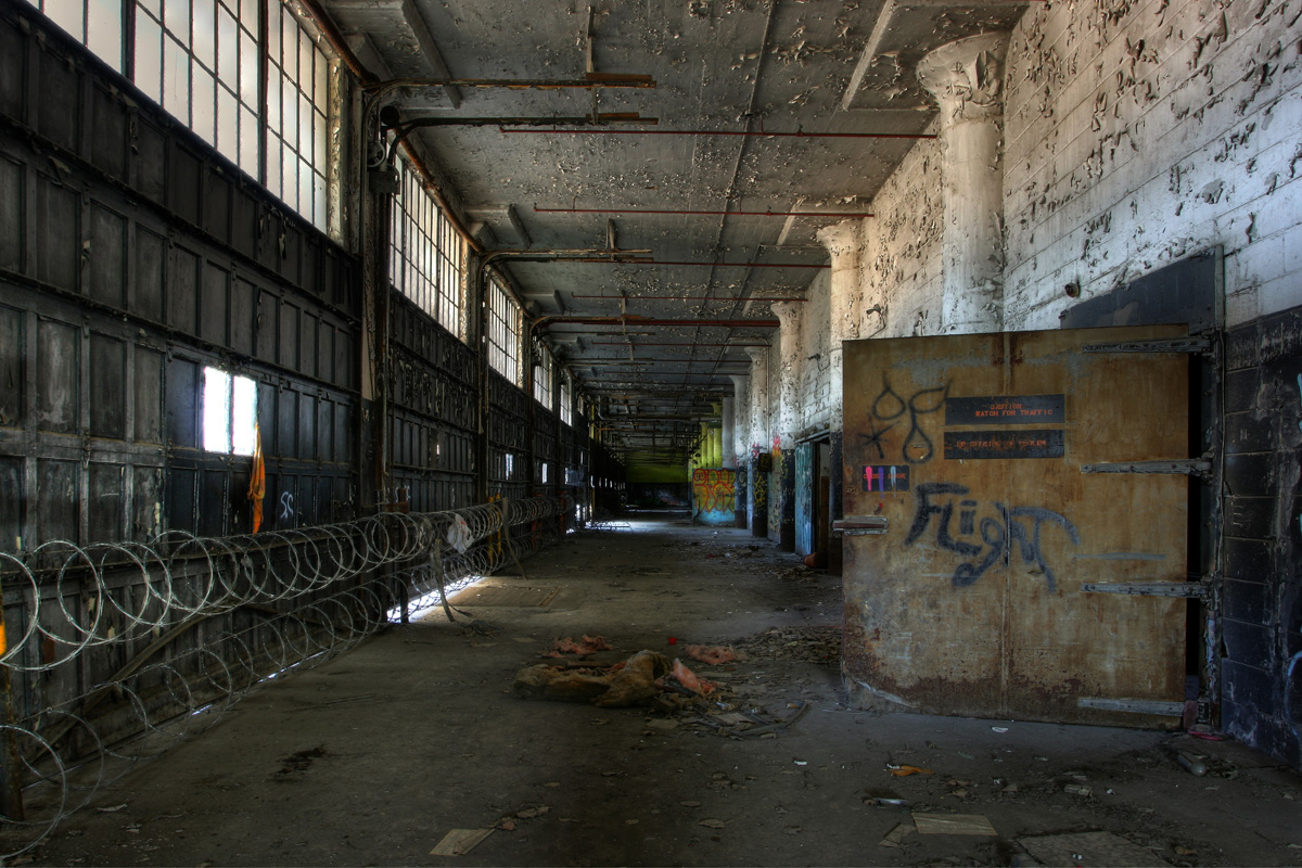 Detroit Harbor Terminal Photography Zach Fein