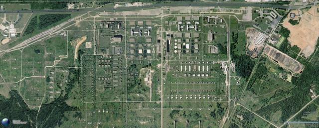 INAAP aerial image
